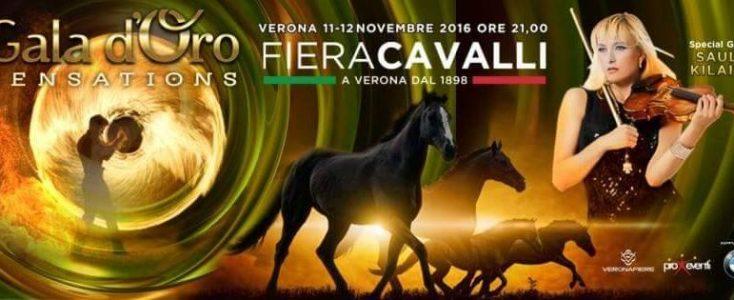 Fieracavalli GalaD'Oro Veronafiere