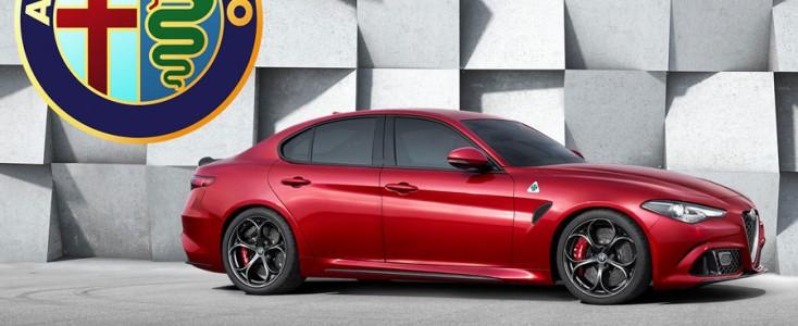 Rodaje para la Marca Alfa Romeo